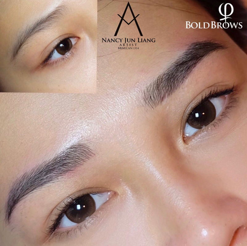 Nancy Phibrows Royal Artist Get Perfect Natural Looking Brows